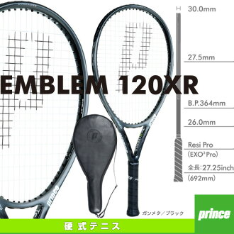 Emblems and EMBLEM 120XR 120XR-7T40C [tennis racket Prince /prince]