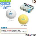 [ケンコー ソフトテニス ボール]『1箱(1ダース・12球入)』ケンコーソフトテニスボールスタンダード/練習球(TSSW-V…