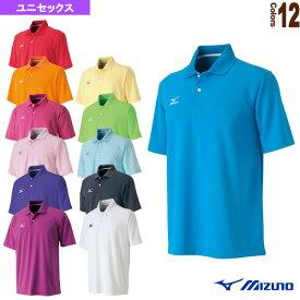 [ミズノ テニス・バドミントン ウェア(メンズ/ユニ)]ポロシャツ/ユニセックス(A75HM130)バドミントンウェア男性用