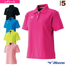 [ミズノ テニス・バドミントン ウェア(レディース)]ゲームシャツ/レディース(62MA5200)バドミントンウェア女性用