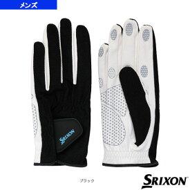 [スリクソン テニス アクセサリ・小物]テニスシリコンプリントグローブ/両手セット/メンズ(SGG2580)手袋
