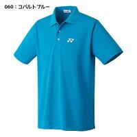 【メール便送料無料】ヨネックスソフトテニスウェアYONEXポロシャツ半袖吸汗速乾10300メンズユニセックステニスウェアテニスポロシャツヨネックスバドミントンウェアスポーツ