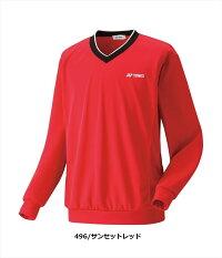 【全6色】ヨネックステニスバドミントンユニトレーナーウェア(32019)メンズ・レディース兼用長袖