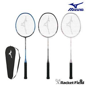 【ガット張上済】バドミントン ラケット ミズノ MIZUNO FIRST SONIC(73JTB978)バドミントン ラケット ファーストソニック badminton racket 羽毛球拍 バドミントン ラケット ケース セット バトミント