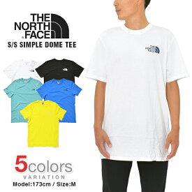 ノースフェイス Tシャツ THE NORTH FACE SIMPLE DOME TEE メンズ レディース 大きいサイズ