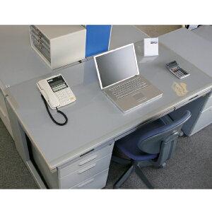 デスクマット E型 DMT-6045E アイリスオーヤマデスクマット クリアタイプ マット デスク 机 学習机 事務用品[cpir]