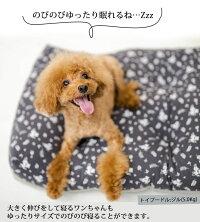 【予約商品8月3日順次発送】犬小型犬犬用猫猫用ベッドカドラークッションインテリアペットおしゃれフラワー手洗いOK返品交換不可RADICA+Yクッションベッド