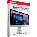 パラレルス Parallels Desktop 13 for Mac Retail Box JP (通常版)