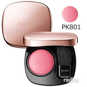 【ポイントメイク】パウダー ブラッシュ# PK801 (カシスピンク) 5g【コスメデコルテ】【DECORTE】【Point Makeup】