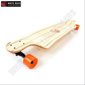 WHITE WAVE ロングスケートボード ホワイト ウェーブ ロングボード The Cobra 41インチ ロンスケ