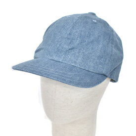 Decho/デコー Anachronorm Leather Buckle Cap(Bleaching)