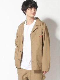 【SALE/20%OFF】(M)DKSカバーオール RAGEBLUE レイジブルー コート/ジャケット カバーオール ブラウン ホワイト【RBA_E】【送料無料】[Rakuten Fashion]