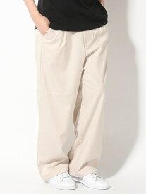 [Rakuten Fashion]【SALE/40%OFF】(M)STR/TRワイドP RAGEBLUE レイジブルー パンツ/ジーンズ ワイド/バギーパンツ ホワイト グレー パープル ブラック【RBA_E】