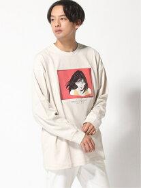 【SALE/25%OFF】(M)タカギリオ コラボロンT RAGEBLUE レイジブルー カットソー Tシャツ ホワイト グリーン ブラック【RBA_E】[Rakuten Fashion]