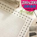 北欧 風 ラグ 3畳 用 じゅうたん おしゃれ な カーペット 160×230cm 長方形 夏用 通販 送料無料 サマーラグ 夏 絨毯 …