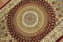100万ノットの魅力!ベルギー絨毯・玄関マット 高密度ペルシャ絨毯柄 70×120cm 玄関マット!通販・全国送料無料 アイ…