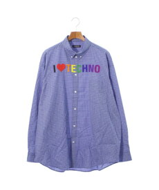 BALENCIAGA バレンシアガカジュアルシャツ メンズ【中古】 【送料無料】