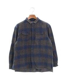 OUVERT オヴェールカジュアルシャツ レディース【中古】 【送料無料】