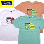 フェローズPherrow'sTシャツ半袖21S-PT10プリントハワイリゾート2021年春夏新作アメカジ