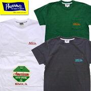 フェローズPherrow'sTシャツ21S-PPT1ロゴプリントT半袖ポケット付きTシャツポケT2021年春夏新作アメカジ