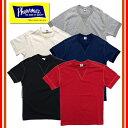 Pherrow's フェローズ PCT1-S Vガゼット付き半袖Tシャツ TEE 定番