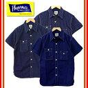 Pherrow's/フェローズ シャツ  750WSS-W ウォバッシュ半袖ワークシャツ
