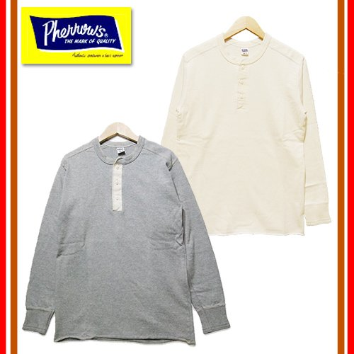 Pherrow's/フェローズ Tシャツ PCT2