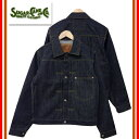(★クーポン発行)SUGAR CANE/シュガーケーン Made in USA 「12.5oz Dead Stock Cone Denime DENIM JAC...
