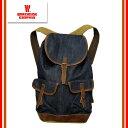(★クーポン発行) WAREHOUSE ウエアハウス ウェアハウス 5211 「DENIM BACKPACK」 デニムバックパック リュック ヴィンテージ 鞄 ...