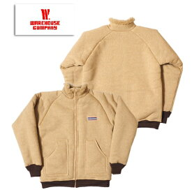 【予約11月〜12月入荷予定】 WAREHOUSE ウエアハウス Lot 2130 「Classic Pile Jacket A-Type」 パイルジャケット フリース ボア アウター アウトドア ヴィンテージ