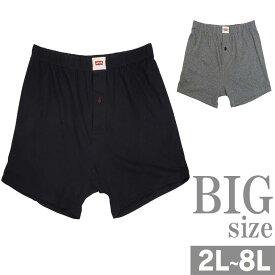 大きいサイズ トランクス メンズ パンツ 下着 リーバイス Levi's ニット C301217-02