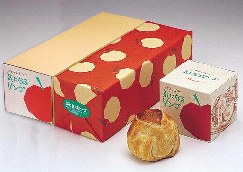 ラグノオ【気になるリンゴ(3個入)】 アップルパイ / りんご / リンゴ / 菓子 / スイーツ / デザート / ギフト / 青森 / お取り寄せ / お中元 / 弘前 / 贈り物