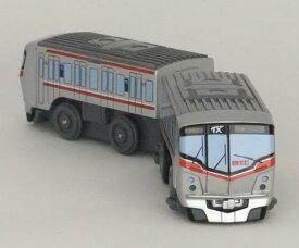 2000系 New電車チョロQ【つくばエクスプレス鉄道グッズ】【TX】