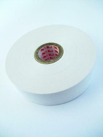 ★ミューズ水貼りテープ (白)■ 25mmX70m★【カルトナージュ 材料】