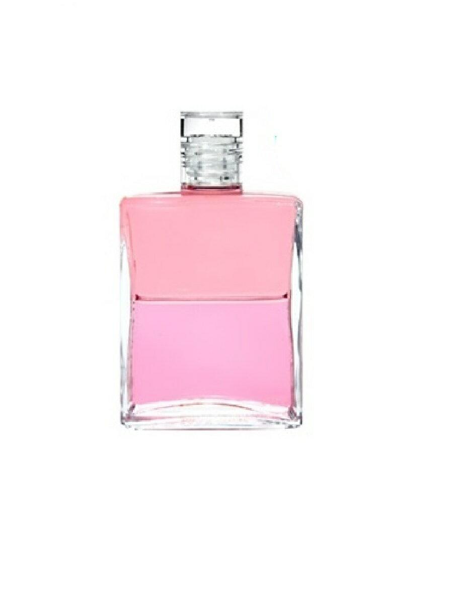 オーラソーマ ボトル 23番 愛と光 イクイリブリアムボトル(ローズピンク/ピンク)(50ml)レインボーカラーズ
