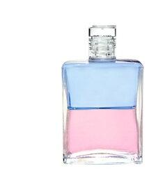 オーラソーマ ボトル 58番 オリオン&アンジェリカ イクイリブリアムボトル(ペールブルー/ペールピンク)(50ml)レインボーカラーズ