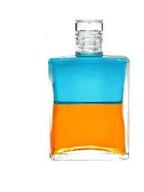 オーラソーマ ボトル 83番 オープン セサミ イクイリブリアムボトル(ターコイズ/ゴールド)(50ml)レインボーカラーズ