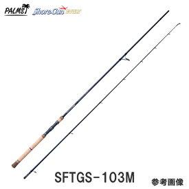 2021NEWショアガン エボルブ シーバスロッド SFTGS-103M 2ピース スピニング【この商品は同梱不可です、1注文1本でお願い致します。】