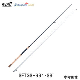 2021NEWショアガン エボルブ ショアスロー SFTGS-991・SS 2ピース スピニング【この商品は同梱不可です、1注文1本でお願い致します。】
