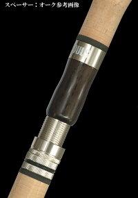ソウルズ渓流ロッドトラウトロッドサクラマスロッドジャーキングTF-JA92HS-TZトルザイトリングモデルスピニングロッドウッドスペーサー:オーク2018年新素材採用モデル。