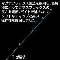 【NEW】天龍(テンリュウ)ホライゾンLJHLJ641S-FULスピニングモデル1ピース