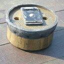 手押しポンプ部品 調整済み濡れ木玉
