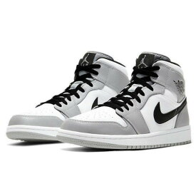 "NIKE AIR JORDAN 1 MID ""SMOKE GREY"" ナイキ エアジョーダン 1 MID"
