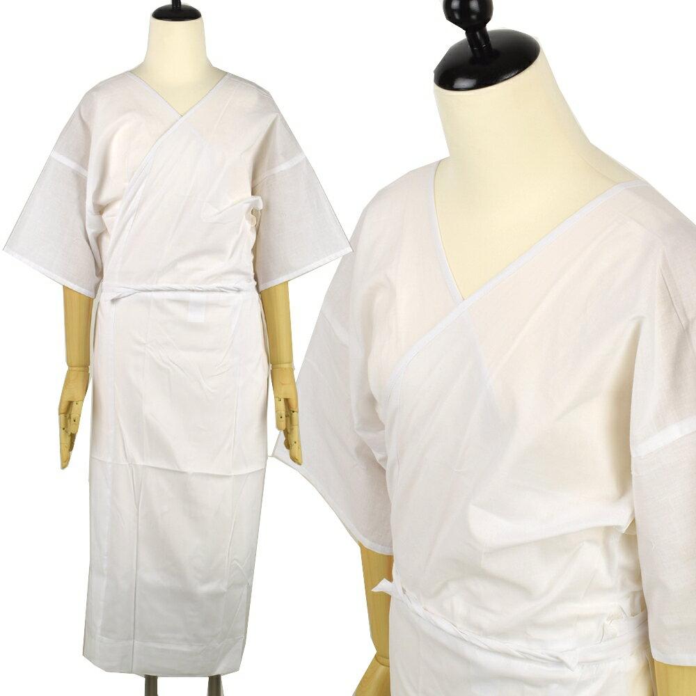 【メール便送料無料】肌襦袢 着物スリップ 浴衣スリップ フリーサイズ 着物 浴衣 着付け小物 和装 肌着 下着 夏 メッシュ 涼しい 白