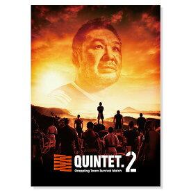 QUINTET.2 パンフレット