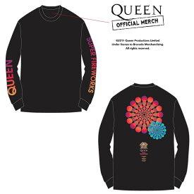 「QUEEN SUPER FIREWORKS〜夜空のラプソディ〜」Tシャツ(長袖)