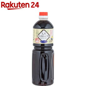 フードケア天然低塩しょうゆ だしわり(1L)【フードケア】