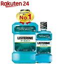 薬用リステリン クールミント 増量セット(1L+250mL)【LISTERINE(リステリン)】