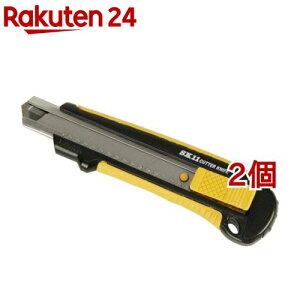 SK11 カッターナイフ L オートロック SC-2N(1コ入*2コセット)【SK11】
