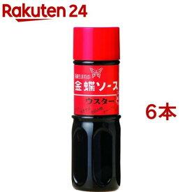 チョーコー醤油 金蝶ウスターソース(320g*6コ)